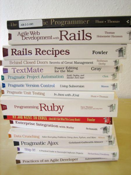 Pragmatic books